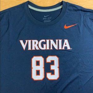 Nike UVA Dri Fit T Shirt